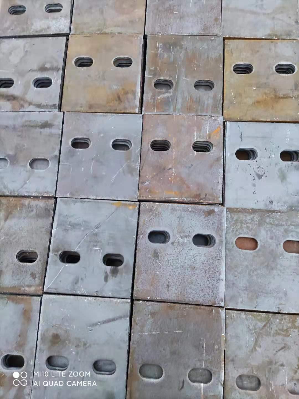 邯郸森天悬挑梁预埋件厂家:悬挑工字钢梁锚固结构的制作方法